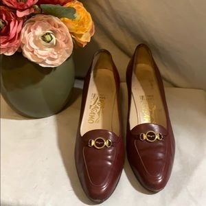 SALVATORE FERRAGAMO FLORENCE Made Italy Shoes